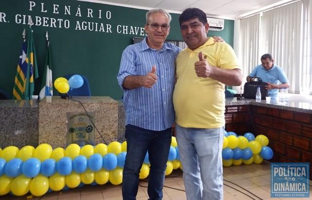 Erasmo Silva e Firmino Filho